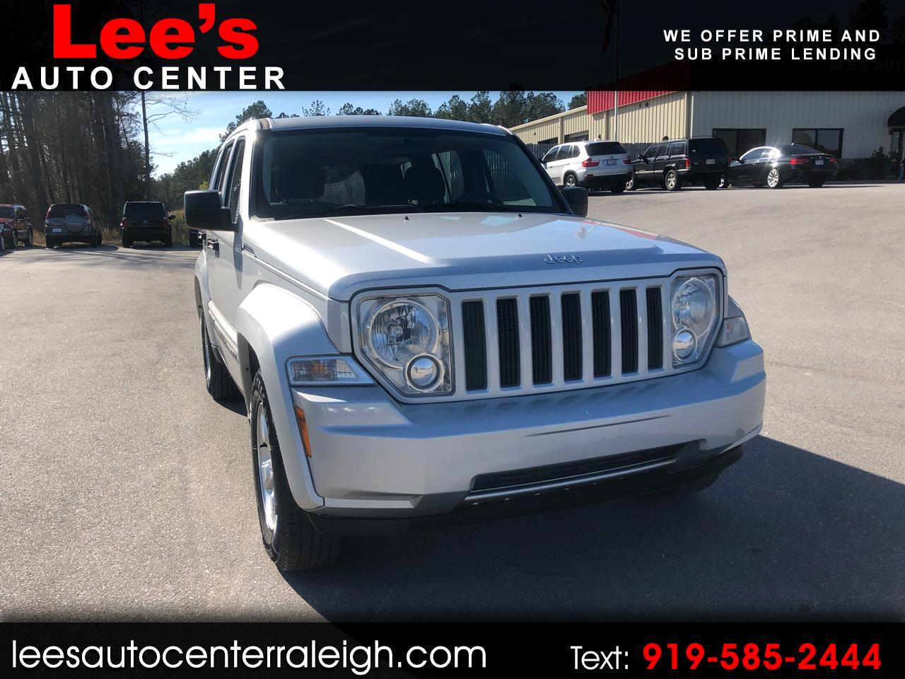 2011 Jeep Liberty RWD 4dr Sport