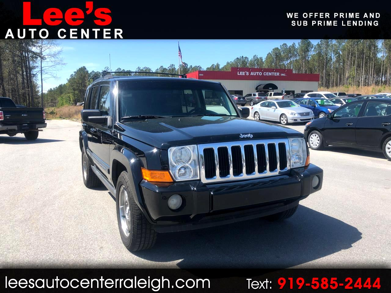 2007 Jeep Commander 2WD 4dr Sport