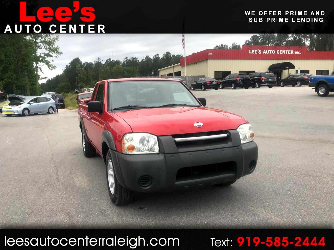 2001 Nissan Frontier XE King Cab 2WD