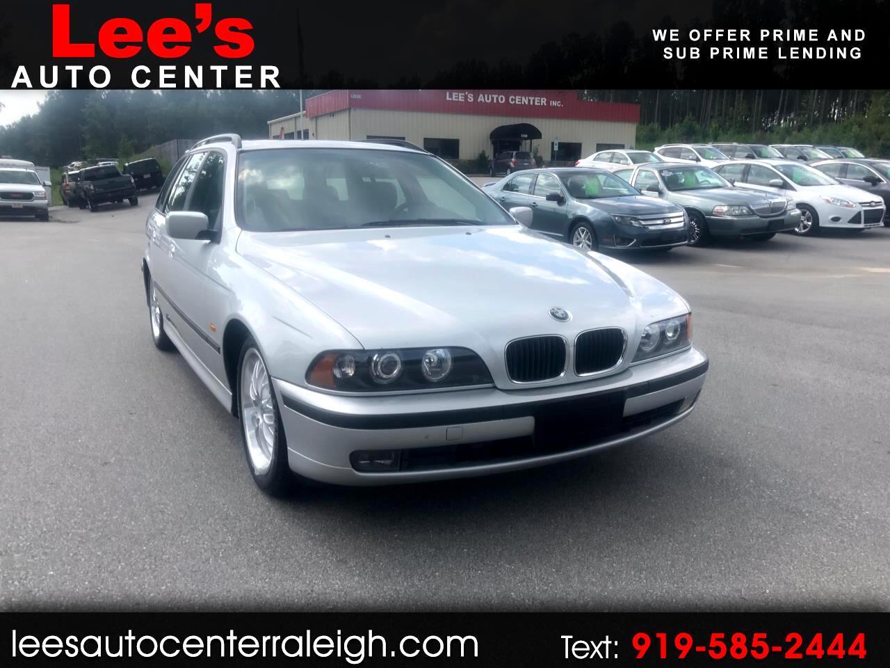 1999 BMW 5 Series 528IAT 4dr Wgn Auto