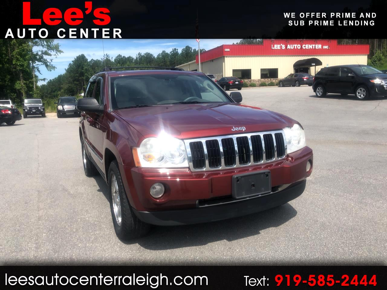 2007 Jeep Grand Cherokee 4WD 4dr Limited
