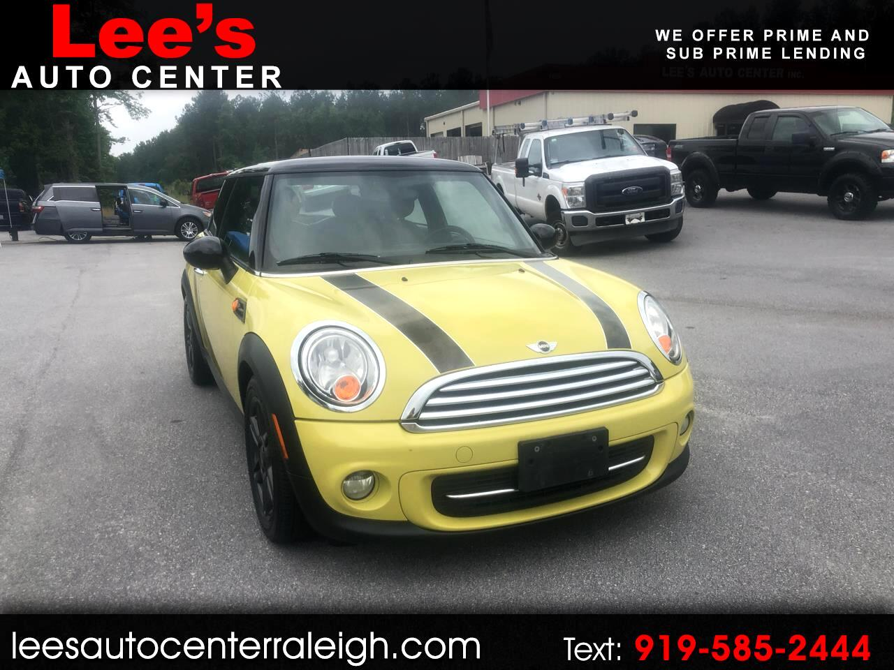2011 MINI Cooper Hardtop BRAND NEW CLUTCH, CARFAX 1 OWNER