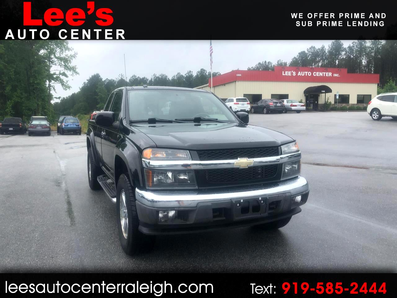 2011 Chevrolet Colorado Z71 EXT CAB 2WD CARFAX 1 OWNER