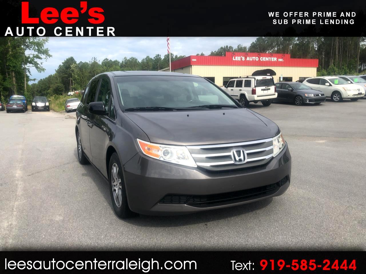 2012 Honda Odyssey EX-L w/ DVD