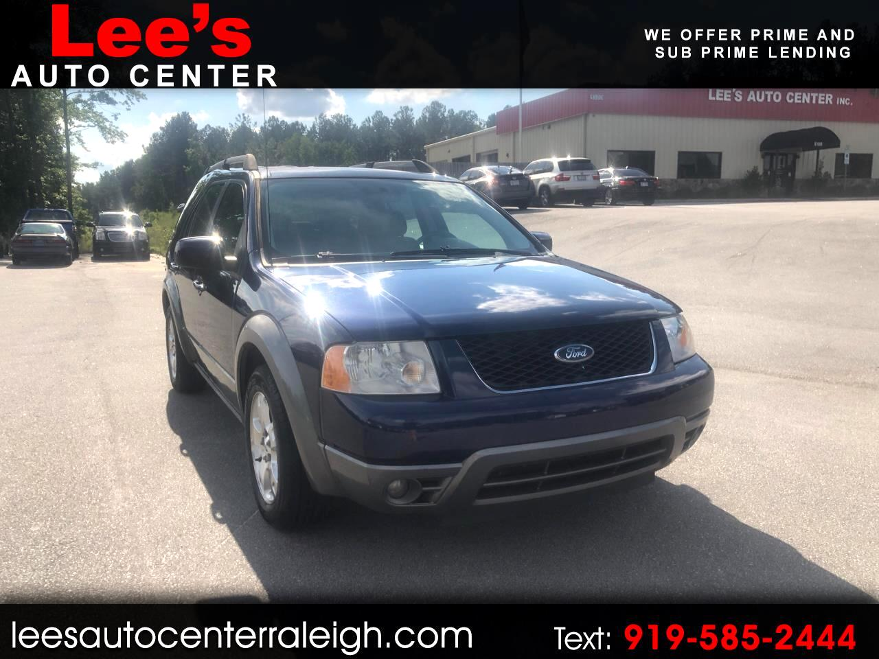2006 Ford Freestyle 4dr Wgn SEL
