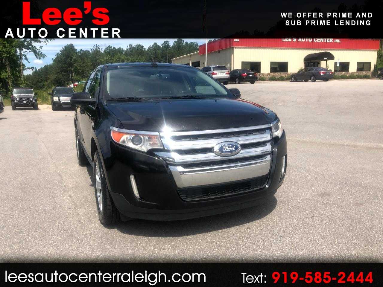 2013 Ford Edge SEL CARFAX 1 OWNER
