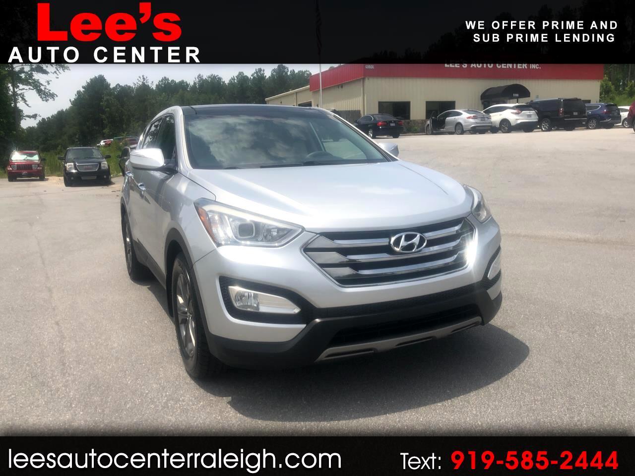 2013 Hyundai Santa Fe Sport, CARFAX 1 OWNER