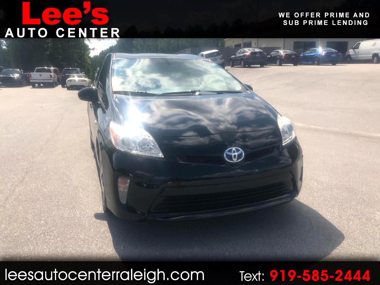 2013 Toyota Prius FOUR, CARFAX 1 OWNER