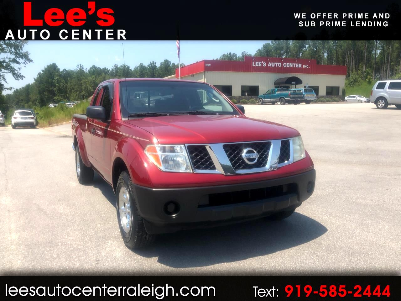2007 Nissan Frontier 2WD King Cab Auto XE