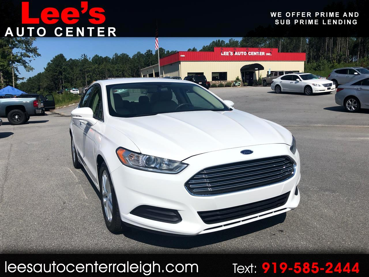 2016 Ford Fusion SE, CARFAX 1 OWNER