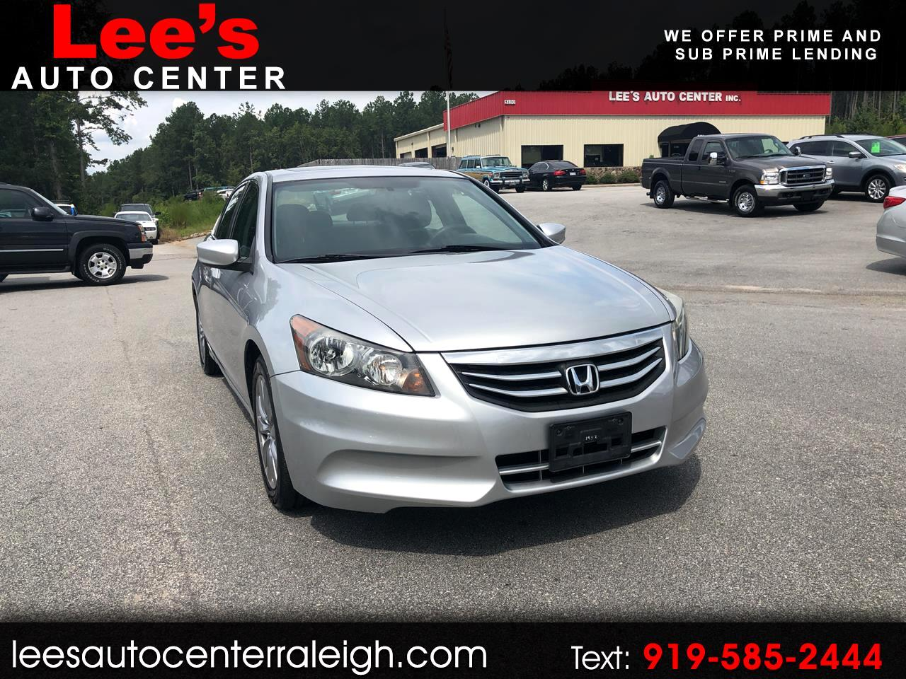 2011 Honda Accord EX sedan
