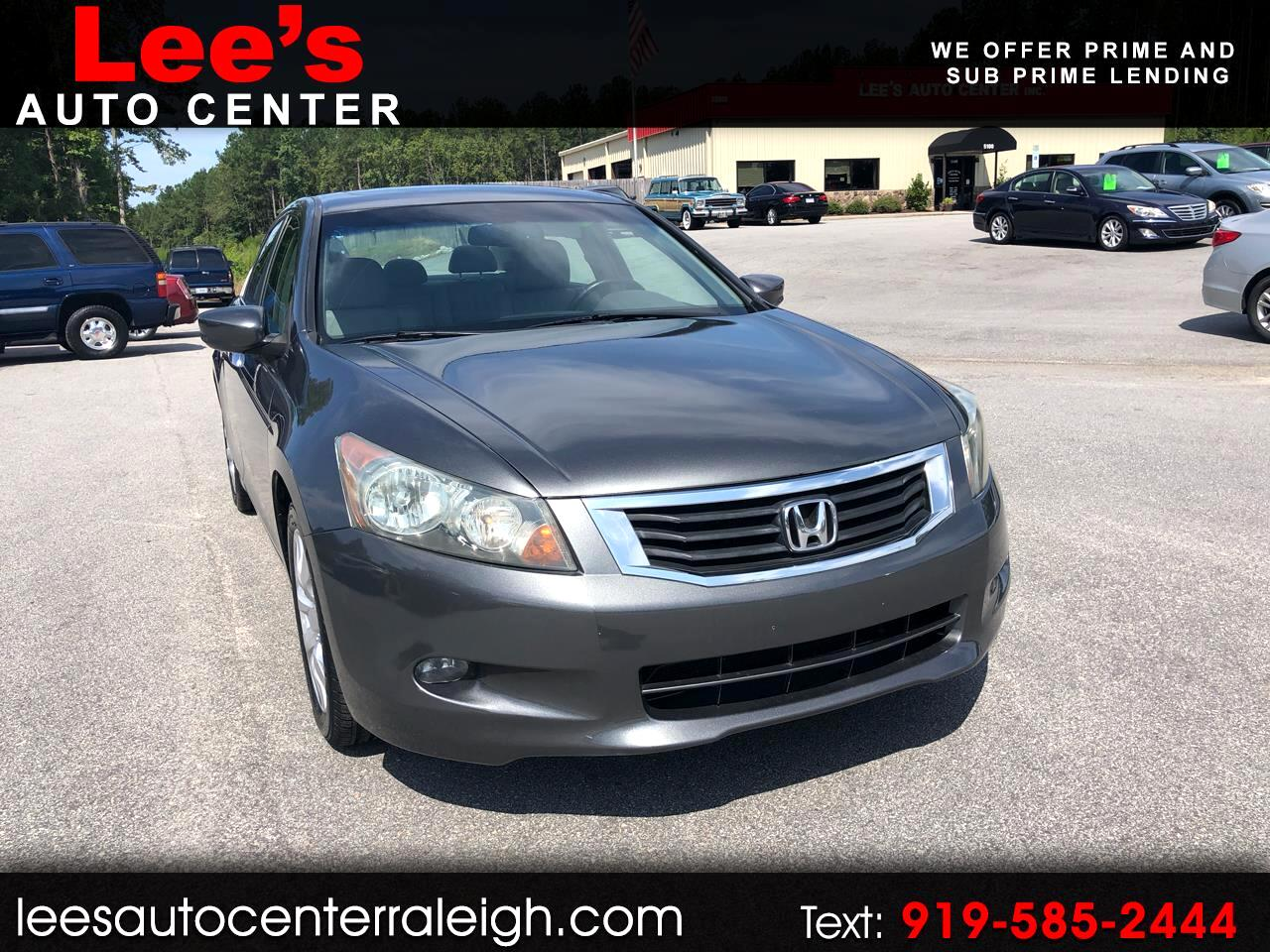 2009 Honda Accord EX-L V-6