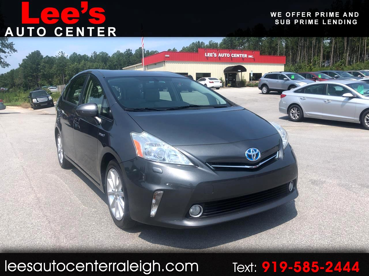 2013 Toyota Prius V 5dr Wgn Five (Natl)