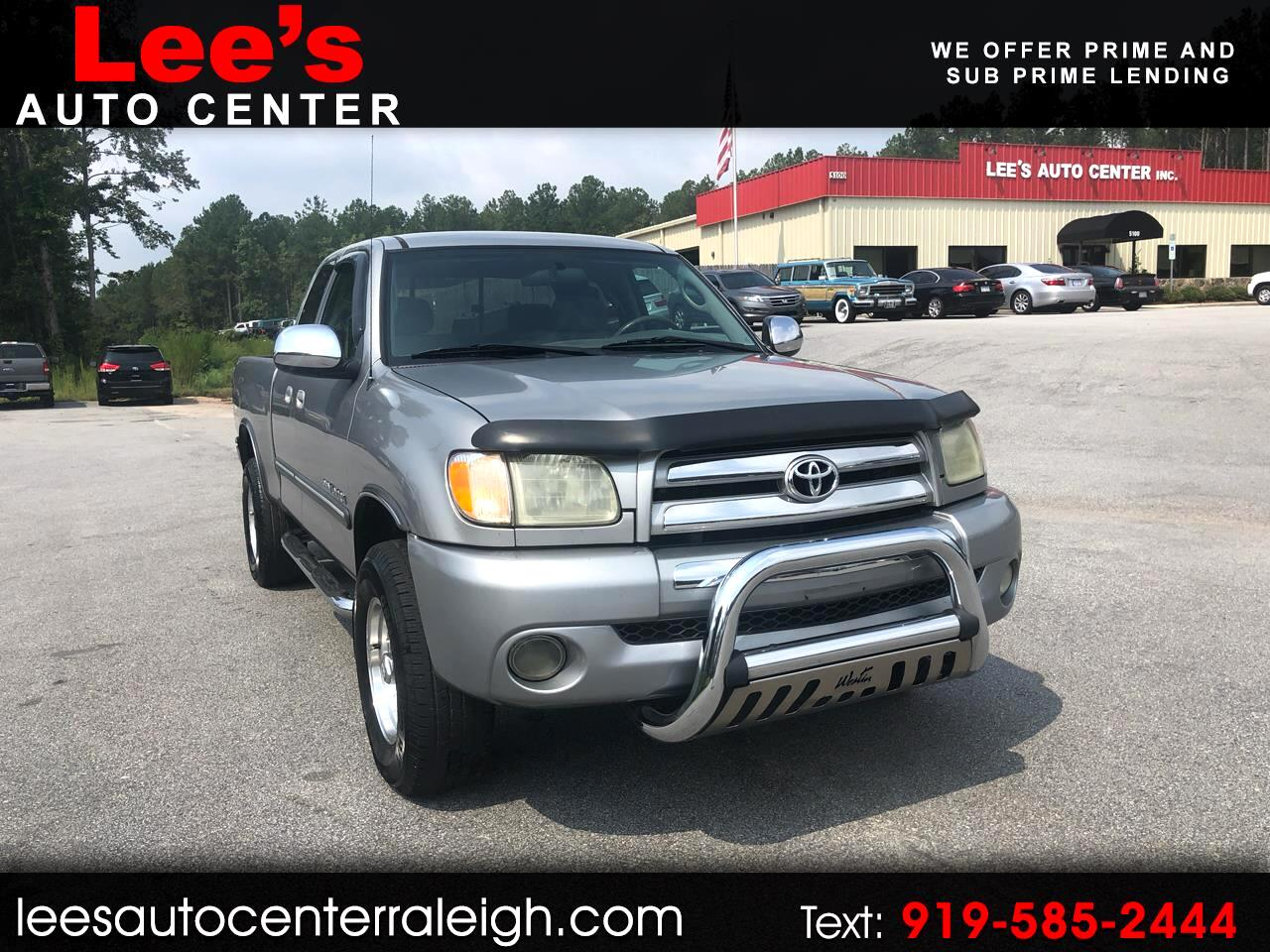 2003 Toyota Tundra CARFAX 1 OWNER, BRAND NEW TIMING BELT & WATER PUMP