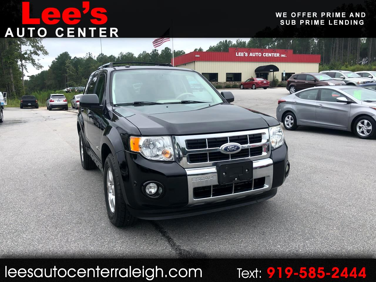2010 Ford Escape HYBRID LIMITED, CARFAX 1 OWNER
