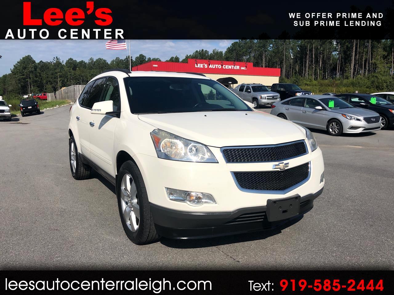 2012 Chevrolet Traverse FWD 4dr LT w/1LT