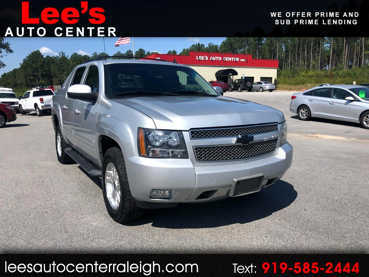 2012 Chevrolet Avalanche 4WD Z71 CREW CAB, CARFAX 1 OWNER