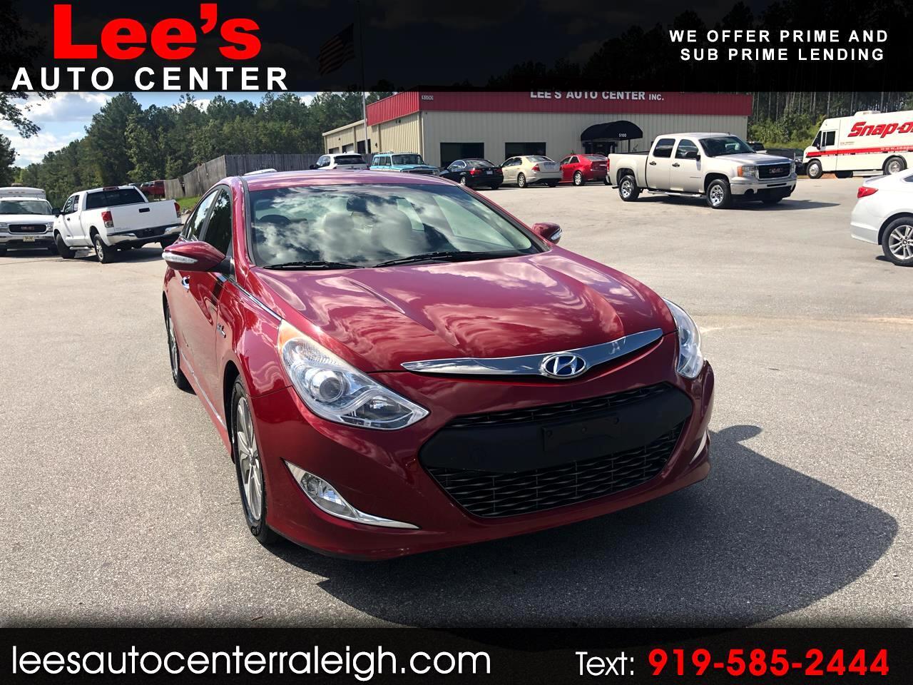 2013 Hyundai Sonata Hybrid 4dr Sdn Limited