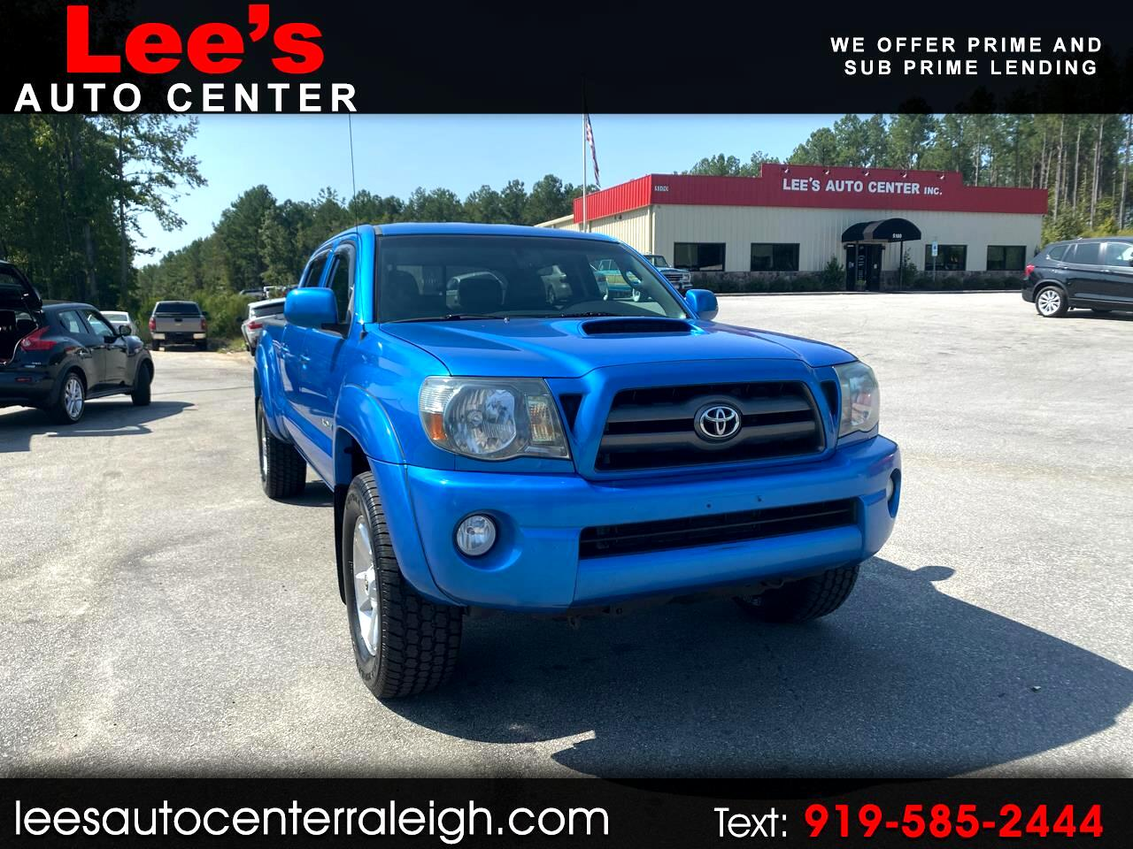 2010 Toyota Tacoma 4WD DOUBLE LB V6 AT, CARFAX 1 OWNER