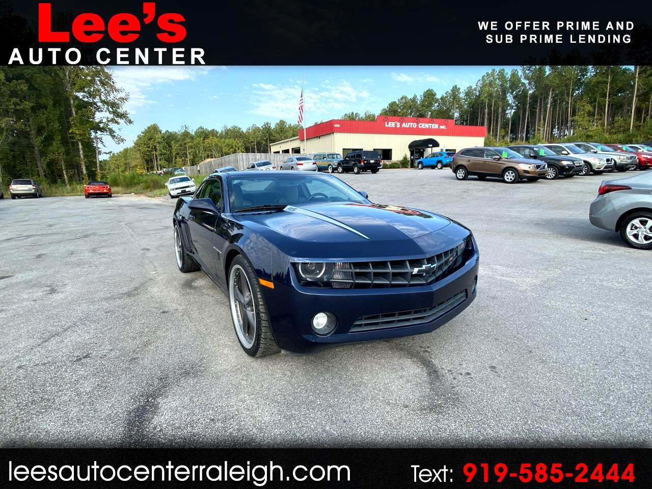 Chevrolet Camaro 2dr Cpe 2LT 2012