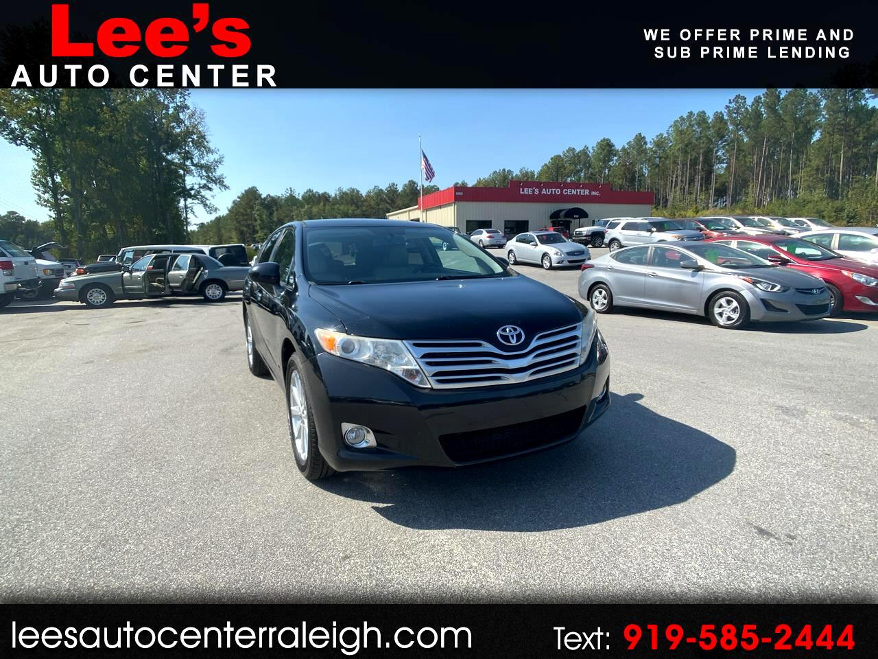 2009 Toyota Venza CARFAX 1 OWNER