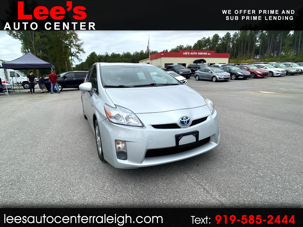 2011 Toyota Prius 5DR HB II, CARFAX 1 OWNER