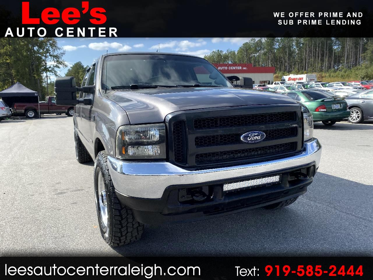 2004 Ford Super Duty F-250 4WD LARIAT, BULLETPROOFED, BANKS INTAKE SYSTEM