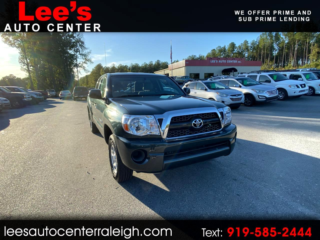 2011 Toyota Tacoma 2WD Access I4 AT (Natl)