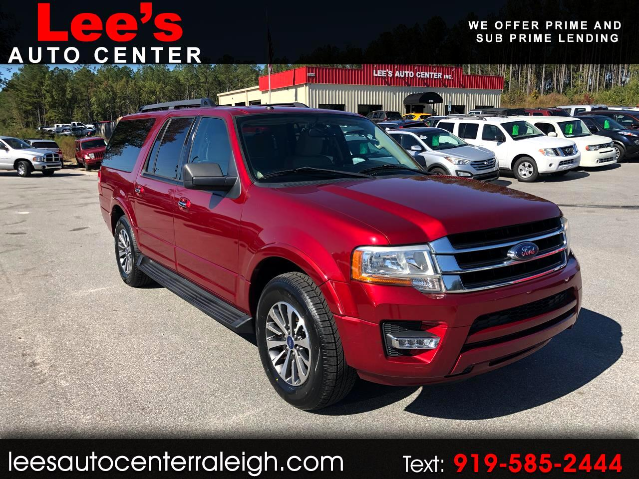 2015 Ford Expedition EL 2WD 4dr XLT