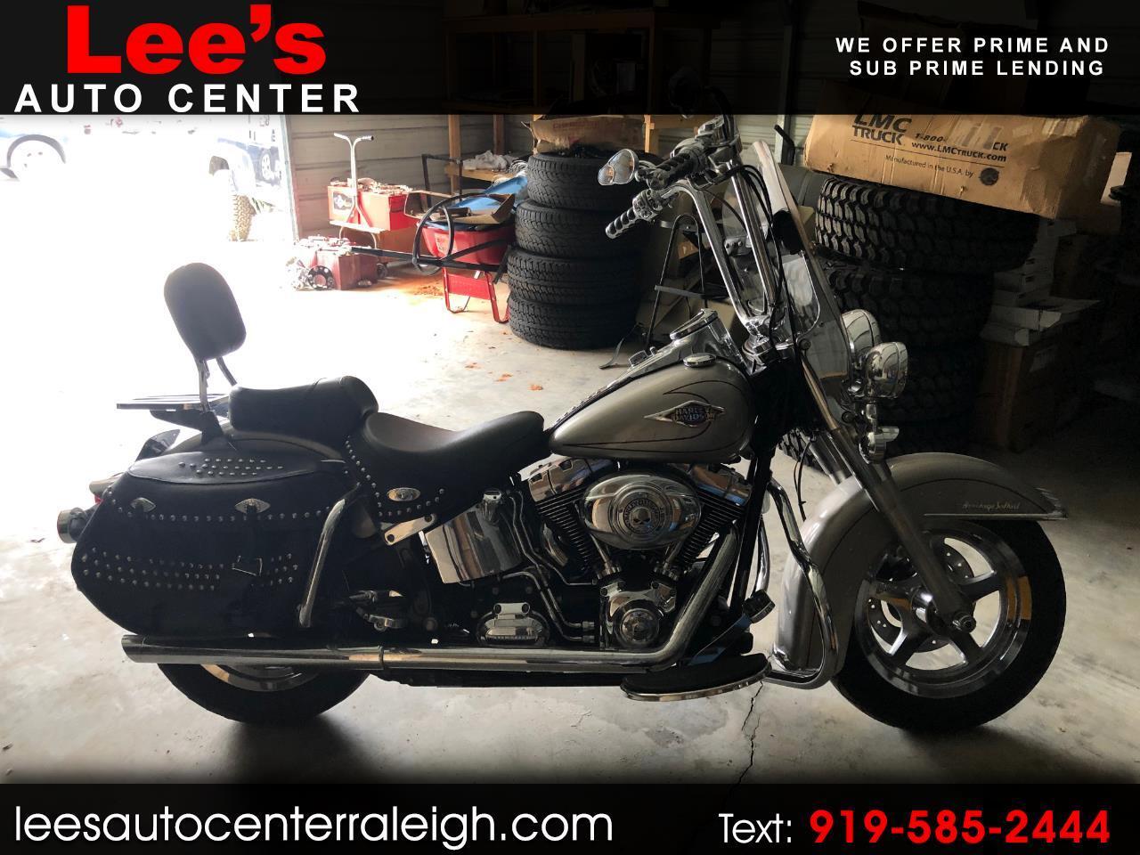 2009 Harley-Davidson Heritage Softail