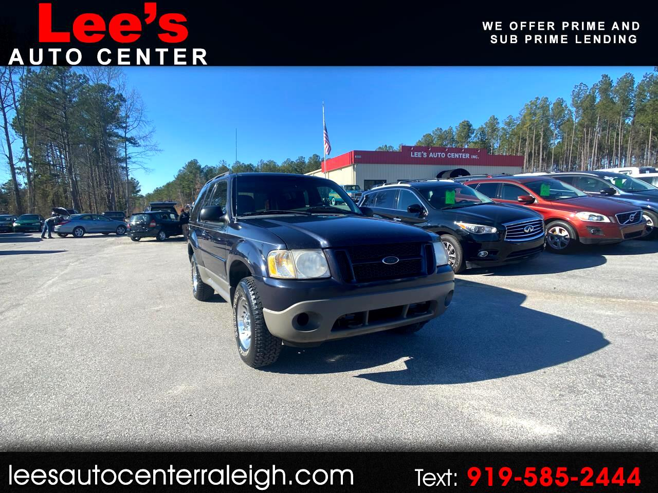 "Ford Explorer Sport 2dr 102"" WB 2001"