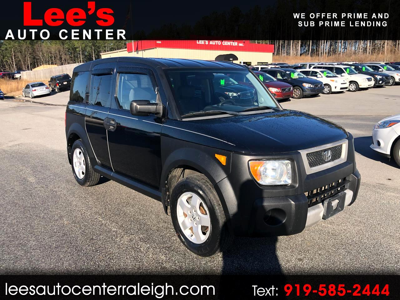 Honda Element 4WD EX AT 2005