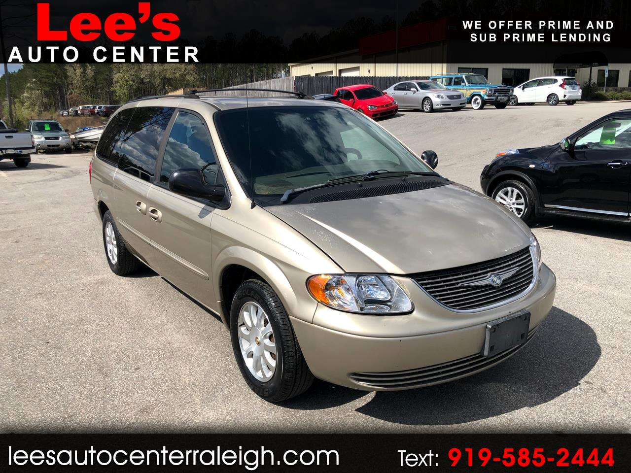 Chrysler Town & Country 4dr EX FWD 2002