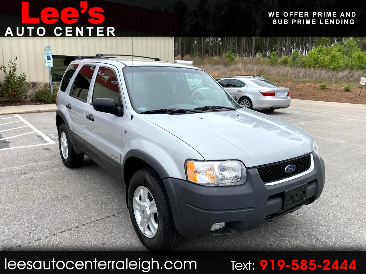 "Ford Escape 4dr 103"" WB XLT Choice 2002"