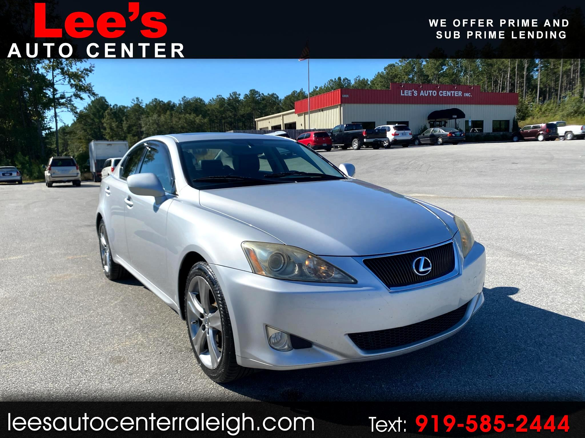 Lexus IS IS 250 AWD 2008