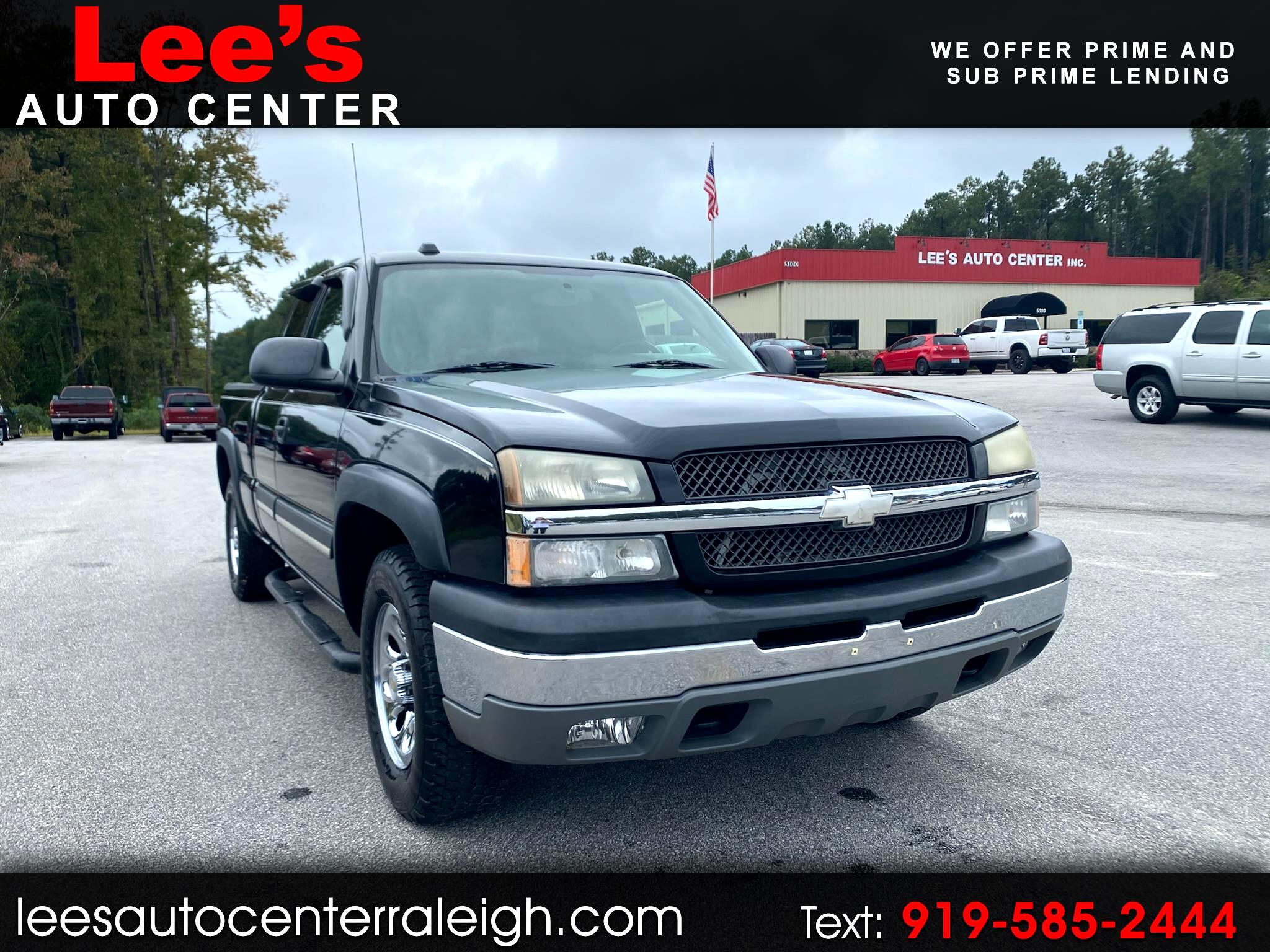 Chevrolet Silverado 1500 Z71 Ext. Cab Long Bed 4WD 2005