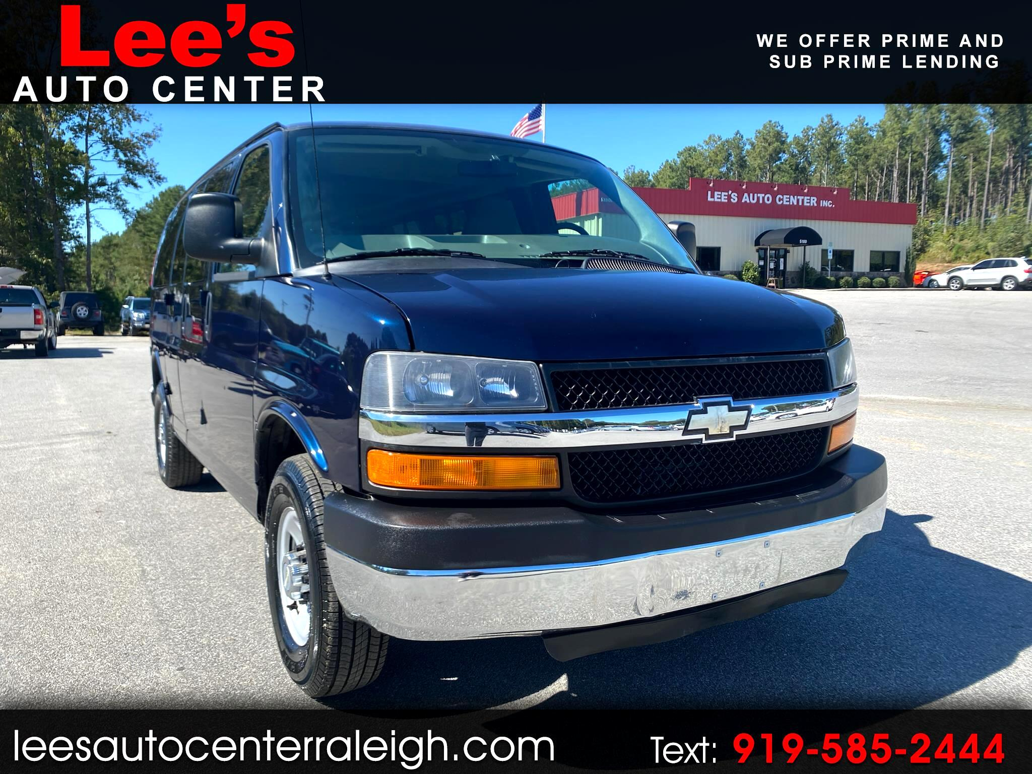 Chevrolet Express LT 2500 2010
