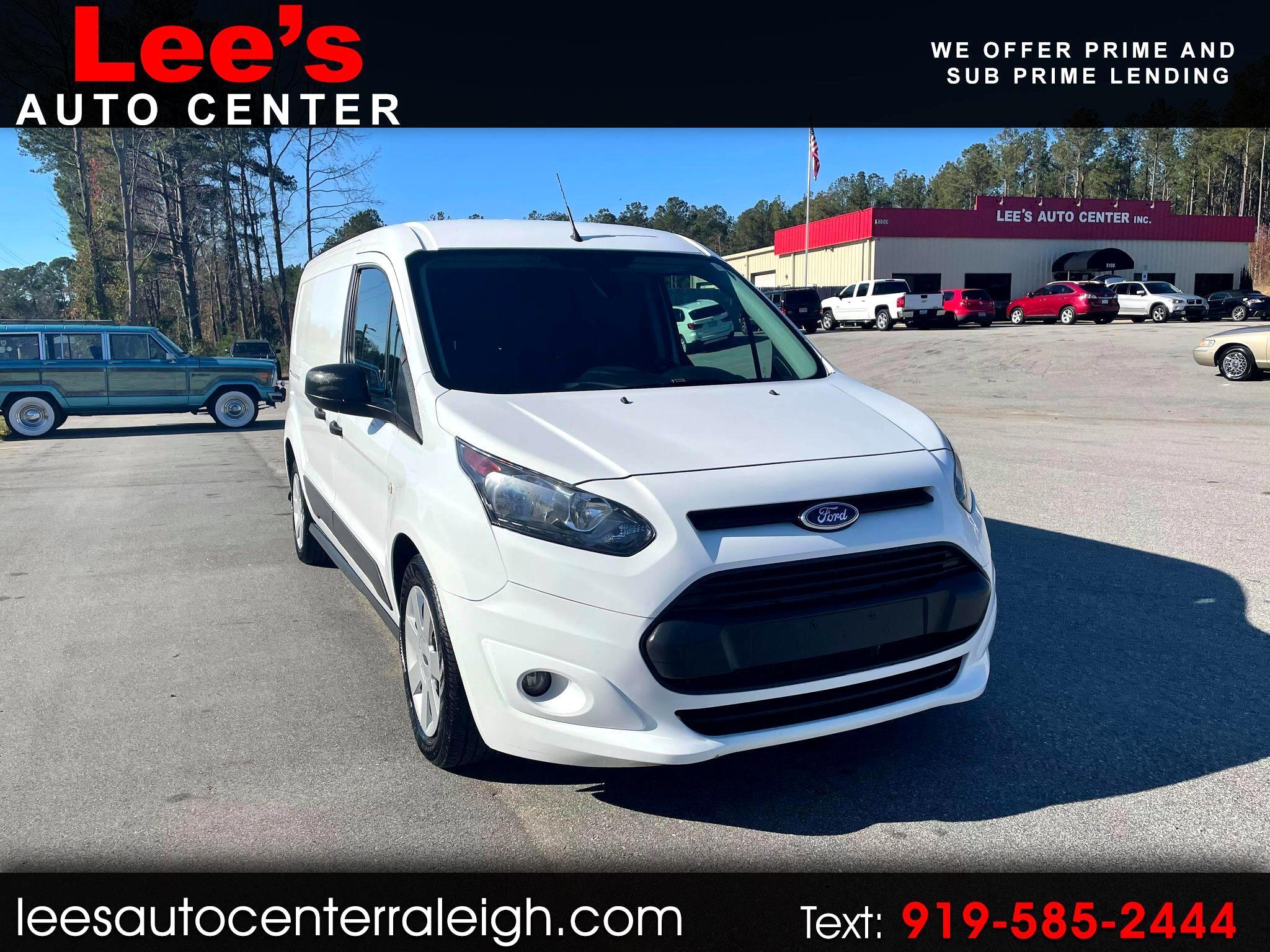 Ford Transit Connect Cargo Van XLT LWB w/Rear Liftgate 2016