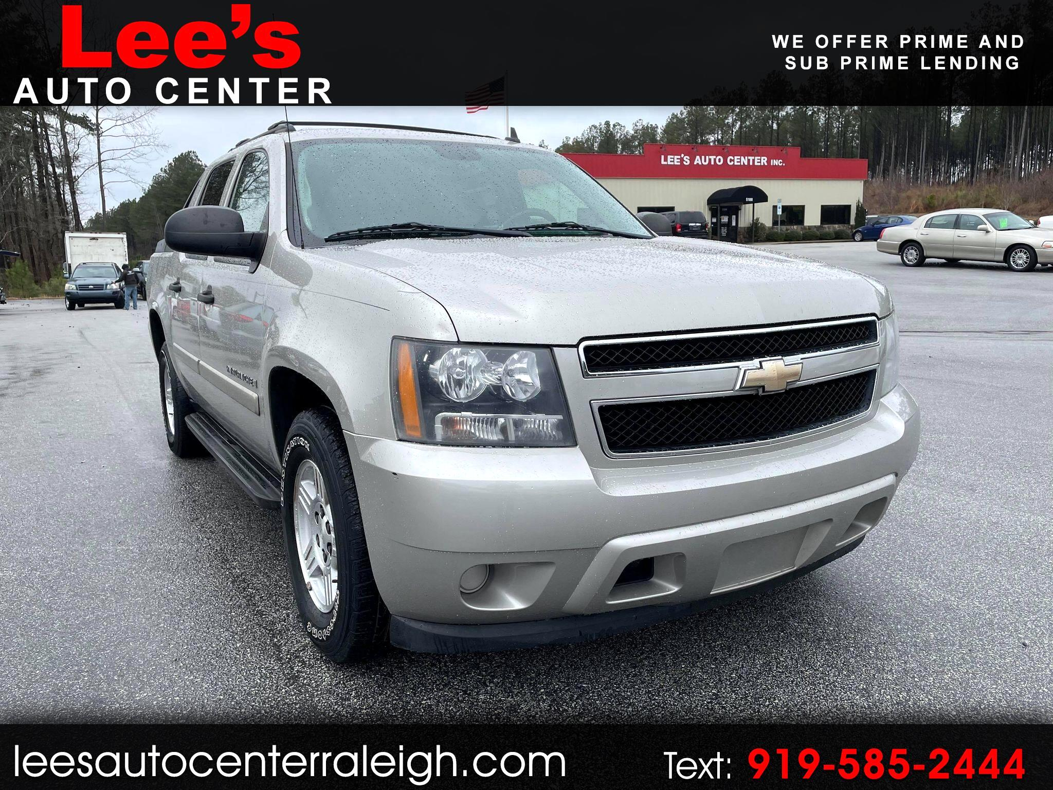 Chevrolet Avalanche 1500 2WD 2008