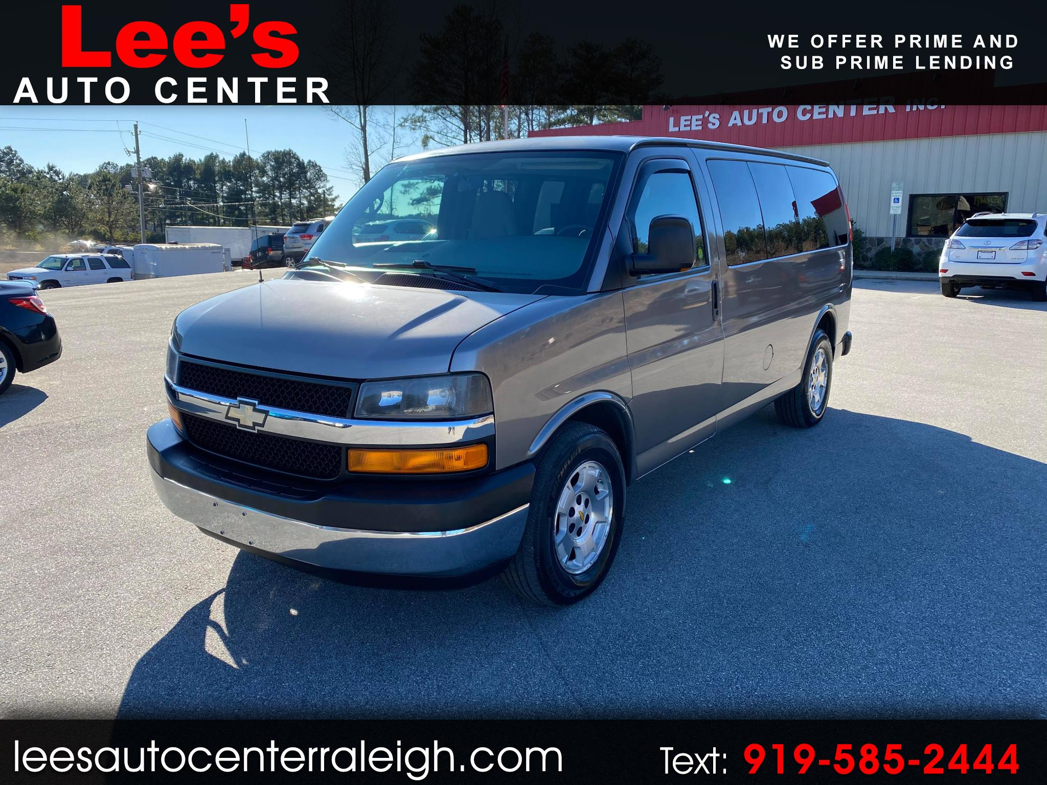 Chevrolet Express LS 1500 AWD 2009