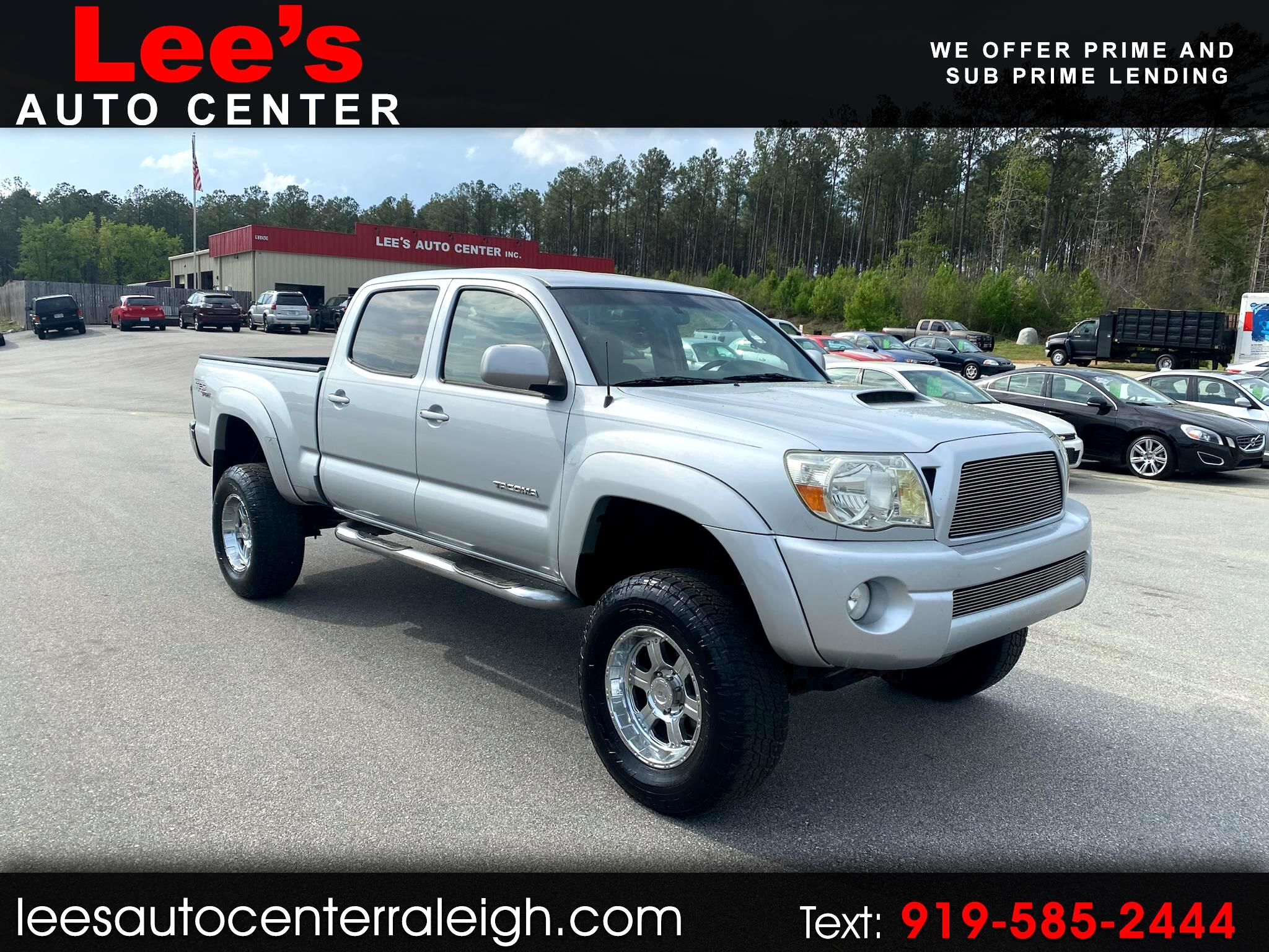Toyota Tacoma 4WD Double Cab LB V6 AT TRD Sport (Natl) 2007