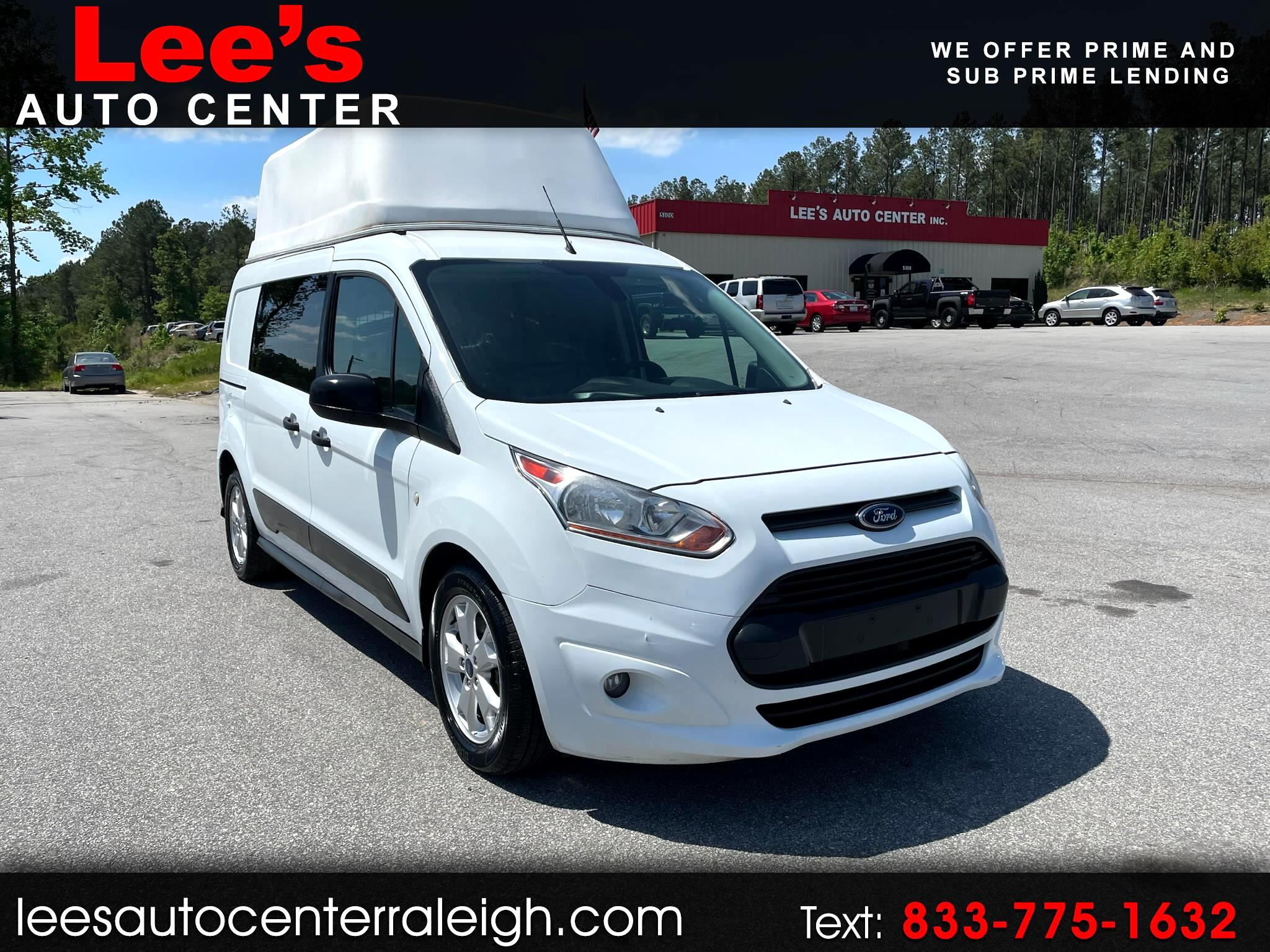 Ford Transit Connect Cargo Van XLT LWB w/Rear Liftgate 2017