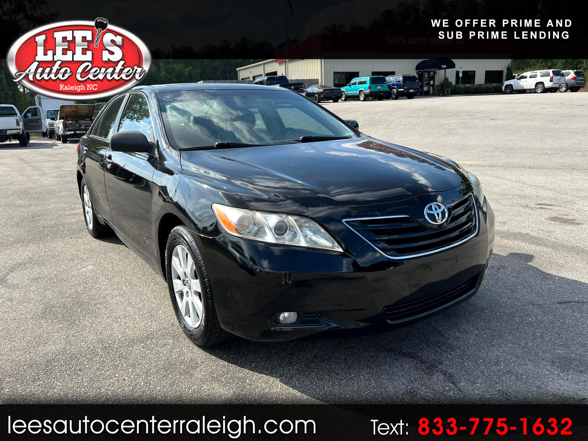 Toyota Camry 4dr Sdn XLE Auto 2007