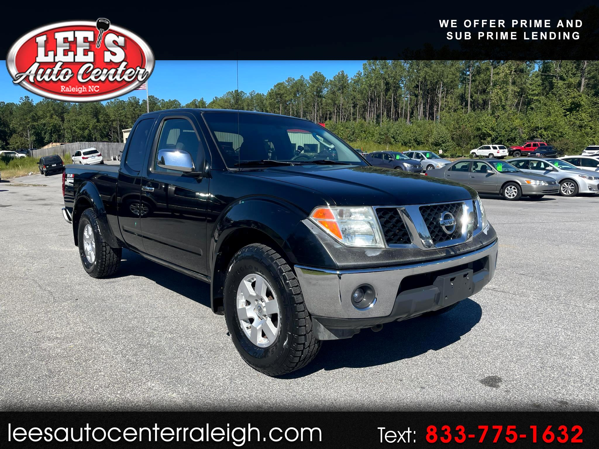 Nissan Frontier 4WD King Cab Auto Nismo 2007
