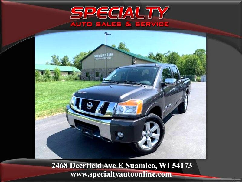 Used 2010 Nissan Titan for Sale in Suamico, WI 54173