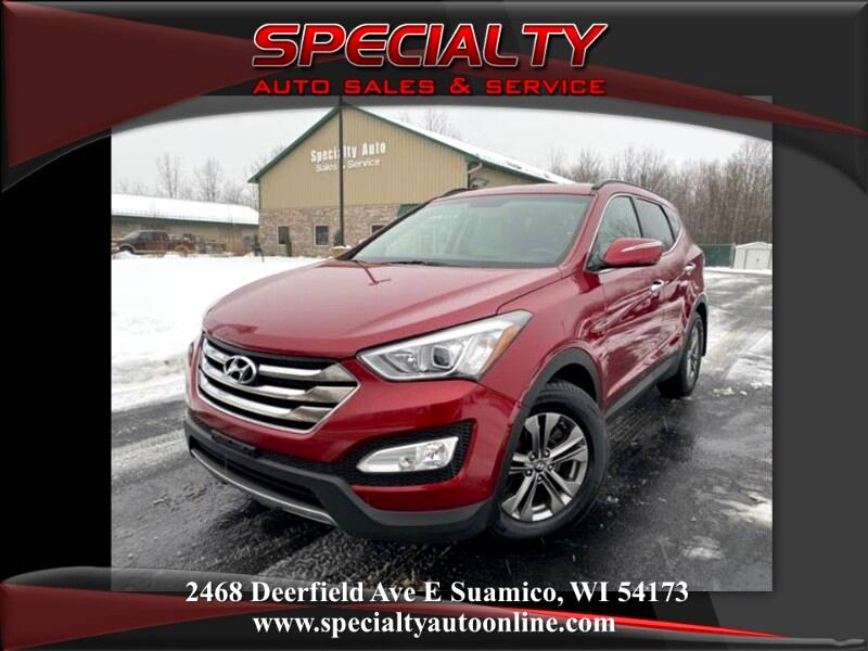 Hyundai Santa Fe Sport 2.4 AWD 2013