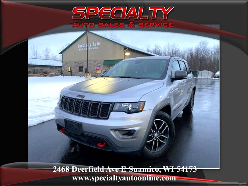 Jeep Grand Cherokee Trailhawk 4WD 2017