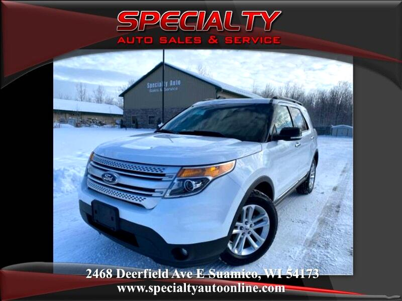 Ford Explorer XLT AWD 2015