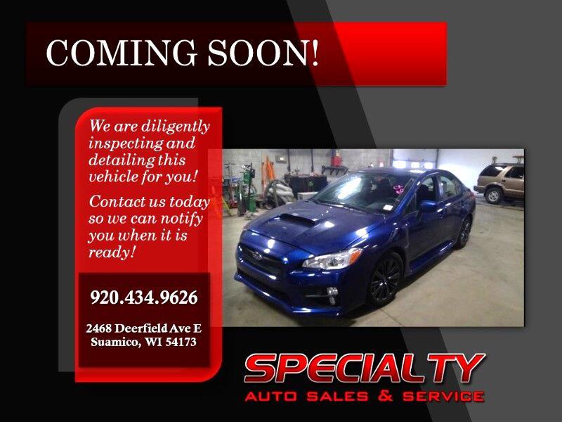 Subaru WRX Premium 4-Door 2015
