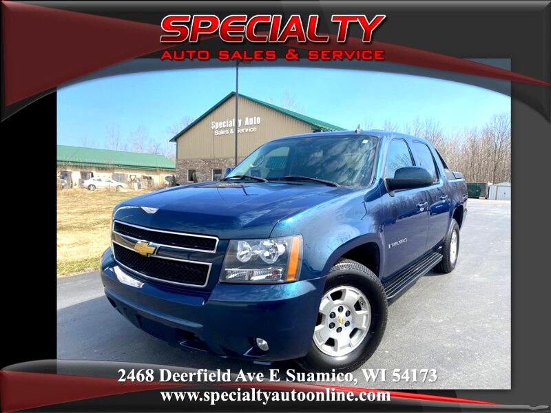 Chevrolet Avalanche LT 4WD 2007